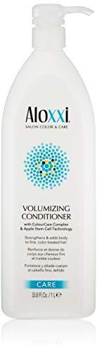 Aloxxi Colourcare Volumizing and Strengthening Conditioner, 33.8 Fl Oz