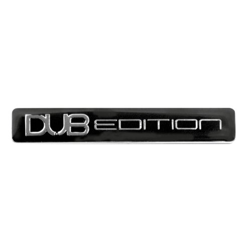 Pilot DUB-002 Chrome DUB Edition Emblem ()