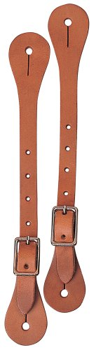 Weaver Leather Single-Ply Spur Straps