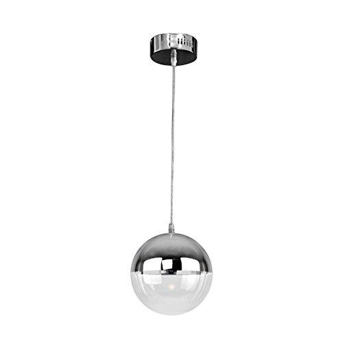 6 Inch Globe Pendant Light