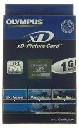 Olympus M-XD Picture Card 1 GB Tarjeta de Memoria Tipo M ...