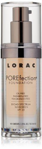 LORAC POREfection Foundation, PR2-Light, 1.12 fl. oz.