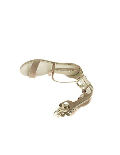 Sandalia Eli Tipo Romana Alta Camel  Amazon.es  Zapatos y complementos 5d93676d7c5a