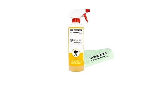 ECO-Clean by LcM® Horno y Grill Limpiador Incluye Atomizador ...
