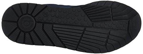 Bugatti 322287011459, Zapatillas para Hombre Azul (Dark Blue / Blue)