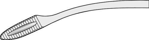 aesculap grano Alicate Duplay curvada 210 mm: Amazon.es ...