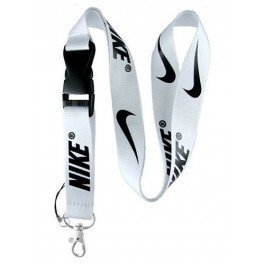Nike Lanyard Many Colors (White) (1, White) by Casindo