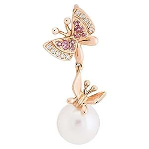 365Love Women's 18K Gold Diamond Pendant