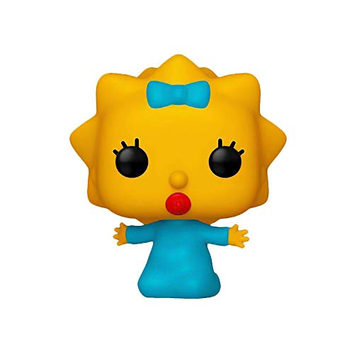 Pop! The Simpsons - Figura de Vinilo Maggie Simpson