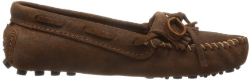 Minnetonka para Kilty Mocasines Driver Brown mujer T6rwTq