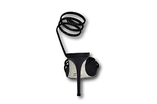 Black C08024 105 37 Satin 5 Strass Sandali R0019999 Caovilla Rene Tg aq7TPnSx