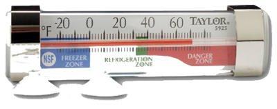 Taylor Freezer Refrigerator Kitchen Thermometer