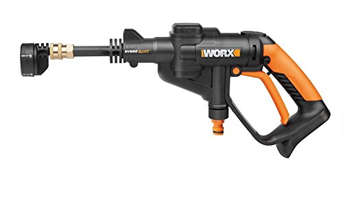 GOOD MEDIA WORX Cordless Hydroshot Portable Power Cleaner, 20V Li-ion 2.0Ah, 320psi, 20V by GOOD MEDIA