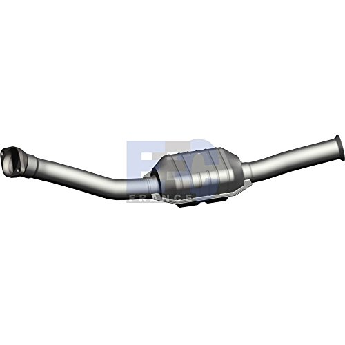 PT8009 EEC Exhaust Catalytic Converter with fitting kit: