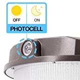 2Pack LED Yard Light 70W (Photocell Included),LED