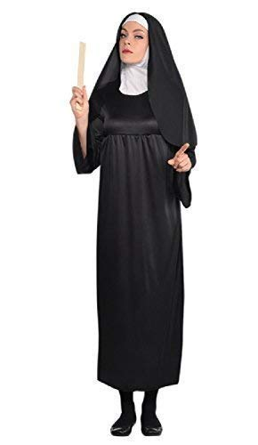 Ladies Long Length Sister Nun Religious Traditional