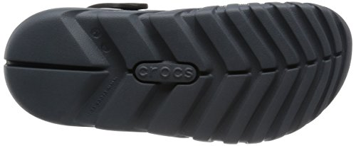 black Max Mixte Duet Crocs Noir Sabots charcoal Sport Adulte RAUnBw
