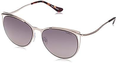 Fiorelli Kayla Cateye Sunglasses, gold