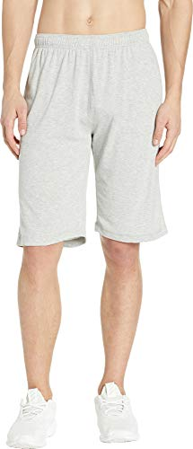 Tommy Bahama Men's Knit Jam Shorts with Wicking Heather Grey ()