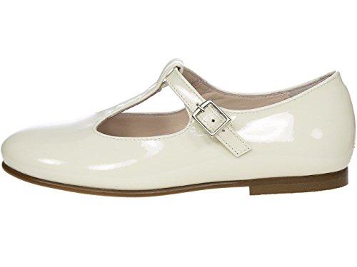 Cream Shoe Bar T Kids In Girls Made Spain Panache Traditional nROwnv