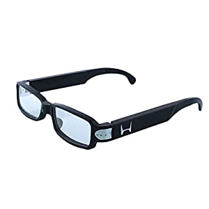 Hanbaili Glasses Camera, HD 720P Sport Video Camera Eyeglasses Recorder DVR Digital Glasses Video Cam