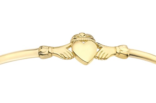 Carissima Gold - Bracelet Claddach - Femme - Or jaune (9 cts) 4 Gr