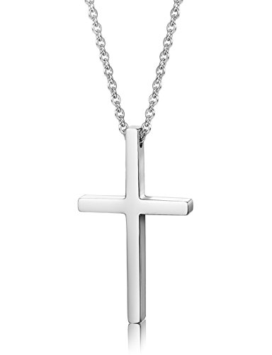 FIBO STEEL1 2 Stainless Pendant Necklace
