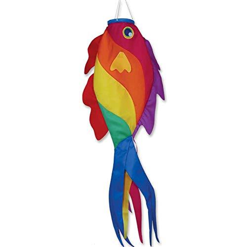 Premier Kites Rainbow Wrasse Windsock