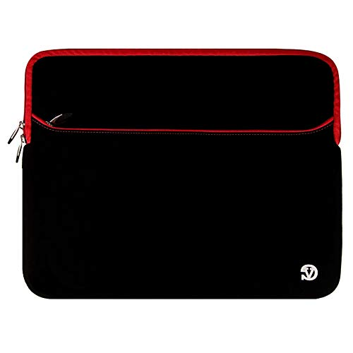 17 17.3 Inch Universal Laptop Sleeve Fit Dell Inspiron 17 5000, MSI GS75 Stealth, GE73VR 7RF Raider Pro, GP73 Leopard, GL73 8RD, Gigabyte Aorus X9, Lenovo ThinkPad P71, P72, IdeaPad 330