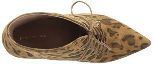 Cari Boot Leopard Ankle Victoire La Women's Pour qtxU70W