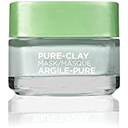 L'Oreal Paris Skin Care Pure Clay Mask Purify and Mattify, 1.7 Ounce
