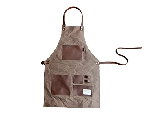 TRVR - Premium Shop / Working / BBQ / Tool Apron by Slow Hand Goods x TRVR