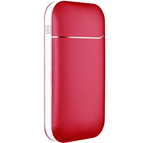 Rechargeable Hand Warmer 7800mAh Electronic Portable Instant Heating / USB Back-up Power Back...