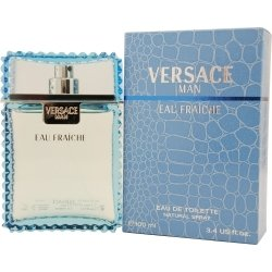 VERSACE MAN EAU FRAICHE by Gianni Versace EDT SPRAY 3.3 OZ for MEN