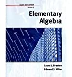 Elementary Algebra, Bracken, Laura and Miller, Ed, 1111987858