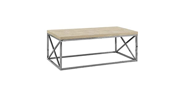 Criss Cross Coffee Table.Amazon Com Modern Coffee Table With A Rectangular Shape And Criss