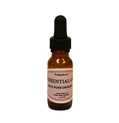 Borage Seed Essential Oil 100% Pure 0.6 Oz/18 Ml with Glass Dropper