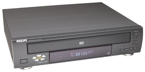 Philips DVD782CH 5-Disc DVD Player