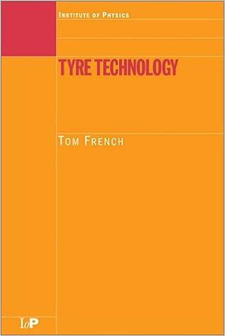 Last ned epubbøker gratis Tyre Technology PDF iBook | Ebook