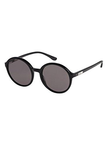 sol Black Mujer ERJEY03051 Grey para Gafas Blossom Shiny de Roxy qxXZtU8wn