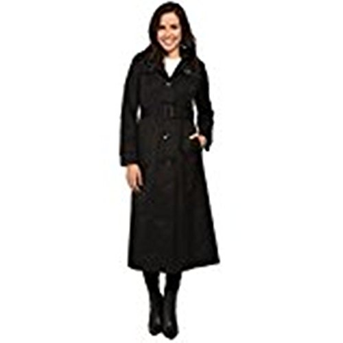 Belted Single Breasted Trench Coat - 9