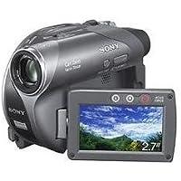 "Sony DCR-DVD205E Handycam DVD Camcorder (12x Optical Zoom, 2.7"" Widescreen LCD Screen)"