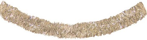 Silver Christmas Tinsel Garland [3467001]]()