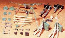 1/35 German Infantry Weapons -