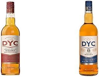 Dyc - Whisky, 1 L + Dyc 8 - Whisky, 1L