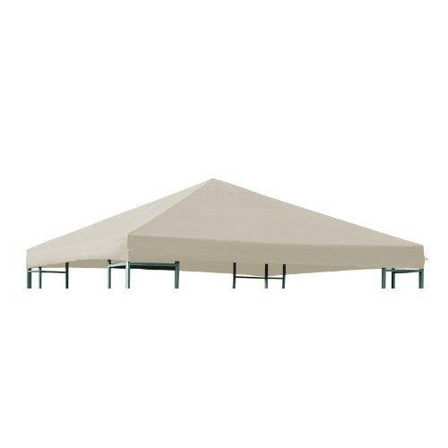 Großartig Amazon.de: Ersatzdach für Pavillon 3x3 Meter ecru / beige, wasserdicht CK53
