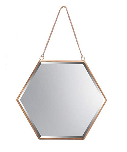 Koyal Wholesale Wall Mirror with Detachable Hanging Chain,