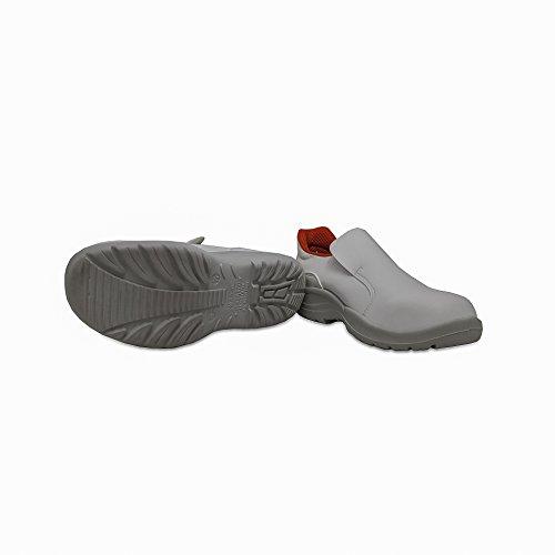 Base B507-S2-T40/6,5 - B507 Zapato Higiene Blanco S2-T40/6,5