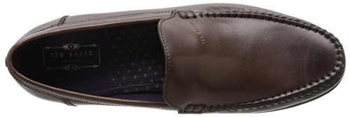 Ted Baker Mens Simeen 3 Loafer Brunt Läder