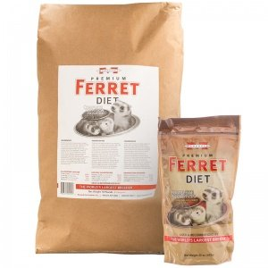 Marshall Pet Marshall Premium Ferret Diet, 26-Ounce Carton
